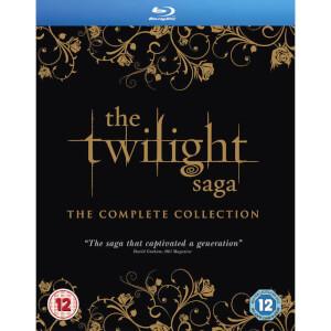 The Twilight Saga - Complete Verzameling (Amaray Versie)