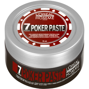 Gel Modelador Homme Poker Paste da L'Oreal Professional (75 ml)