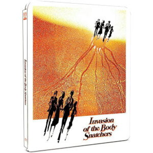 Invasion of the Body Snatchers - Limited Edition Steelbook (UK EDITION)