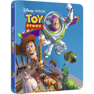 Toy Story -Steelbook Exclusivité Zavvi (Collection Pixar #3)