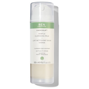 REN Evercalm™ Gentle Cleansing Milk 150ml