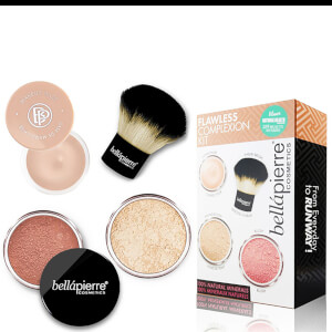 Набор для макияжа Bellápierre Cosmetics Flawless Complexion Kit - Fair