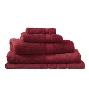 Sheridan Egyptian Luxury Towel - Scarlet