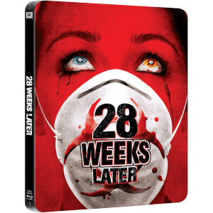 28 Weeks Later - Limited Edition Steelbook (UK EDITION)