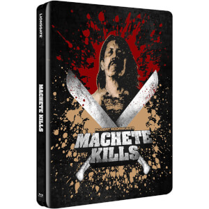 Machete Kills - Zavvi UK Exclusive Limited Edition Steelbook