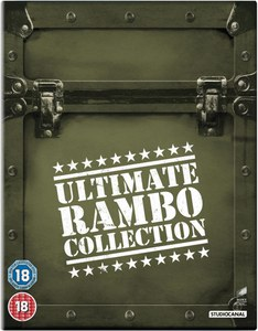 Coffret Collection Rambo Ultime 1-4
