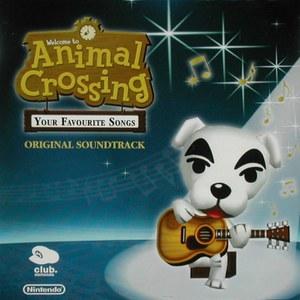 Animal Crossing Original Soundtrack CD