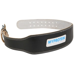 Myprotein Leather Lifting Belt
