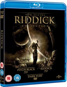 The Riddick Collection: Image 2