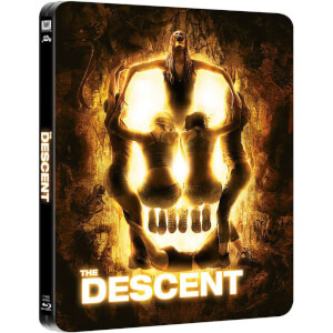 The Descent - Limited Edition Steelbook (UK EDITION)