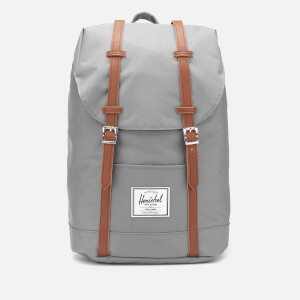 Herschel Supply Co. Men's Retreat Backpack - Grey/Tan