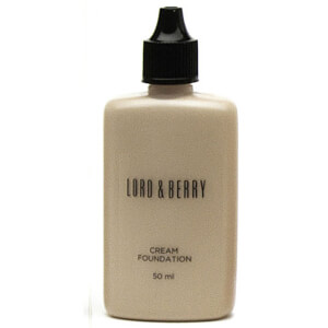 Lord & Berry Cream Foundation - Almond