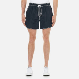 BOSS Hugo Boss Men's Lobster BM Swim Shorts - Black
