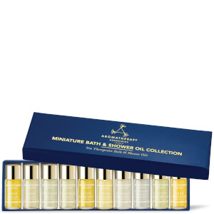 Aromatherapy Associates Discovery Wellbeing Bath and Shower Oil Collection