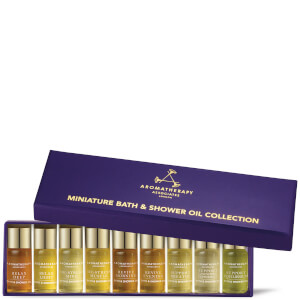 Aromatherapy Associates Miniature Bath & Shower Oil 10 x 3ml