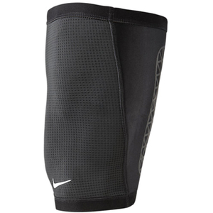 Nike Pro Combat Thigh Sleeve Support - Black