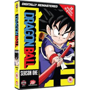Dragon Ball - Seizoen 1 (Episodes 1-28)