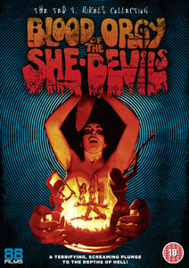 Blood Orgy of the She Devils
