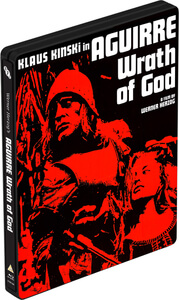Aguirre, Wrath of God - Limited Edition Steelbook