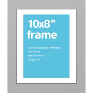 Silver Frame 10