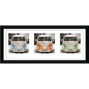 VW Californian Camper Triptych - 30