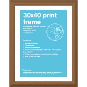 Pine Frame - 30 x 40cm