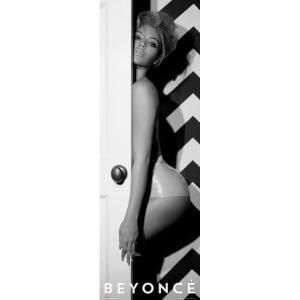 Beyonce Door - Door Poster - 53 x 158cm