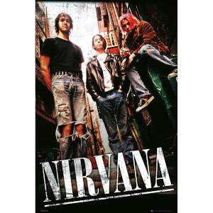Nirvana Alley - Maxi Poster - 61 x 91.5cm