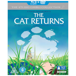 The Cat Returns (Includes DVD)