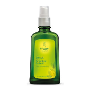 Weleda Citrus Body Oil 100ml