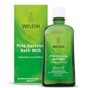 Weleda Pine Reviving Bath Milk (200 ml)
