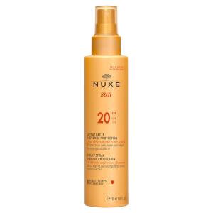 Espray lácteo de cara y cuerpoNUXE SunSPF 20 (150ml) - Exclusivo