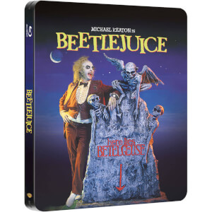 Beetlejuice - Zavvi UK Exclusive Limited Edition Steelbook