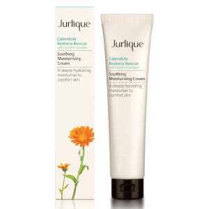 Crème hydratante apaisante Calendula Redness Rescue par Jurlique (40ml)