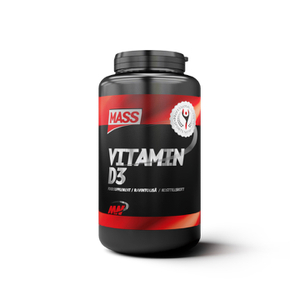 Mass Vitamin D3 Tabs