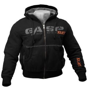 GASP 12Ibs Hoody - Black