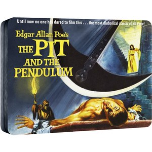 Pit and the Pendulum - Edición Steelbook