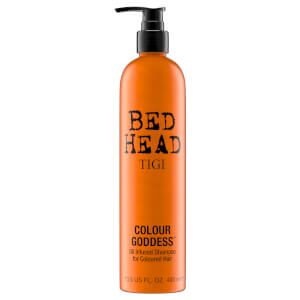 TIGI Bed Head Colour Goddess Shampoo (400 ml)