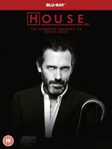 Dr. House - Die komplette Kollektion