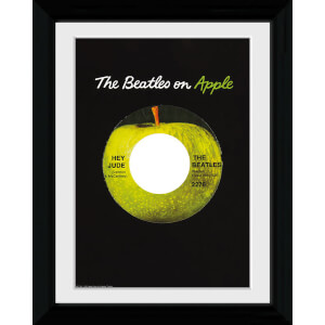 The Beatles Apple - Collector Print - 30 x 40cm