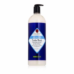 Jack Black Turbo Wash (Reinigung für Haut & Haar) 975ml