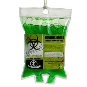Zombie Blut Duschgel II - Grün