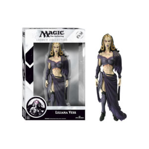 Magic The Gathering Liliana Vess Legacy Action Figure