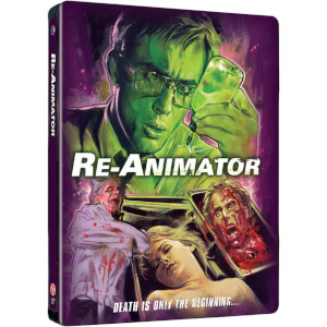 Re-Animator - Limited Edition Steelbook (UK EDITION)