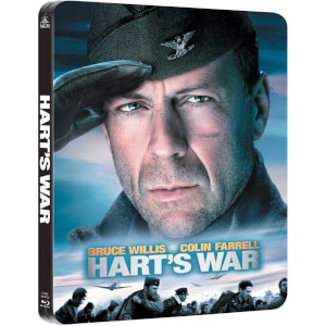 Harts War - Steelbook Edition