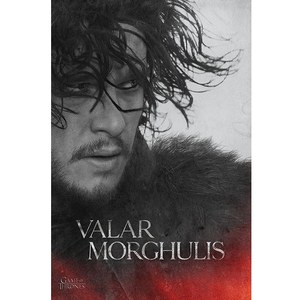 Game Of Thrones Jon - Maxi Poster - 61 x 91.5cm
