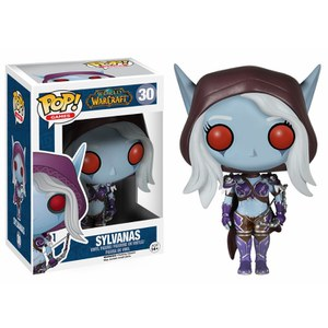 World of Warcraft Lady Sylanas Pop! Vinyl Figure