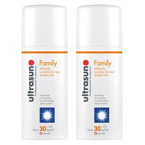 Ultrasun Family SPF 30 - Super Sensitive Duo (2 x 150ml): Image 1