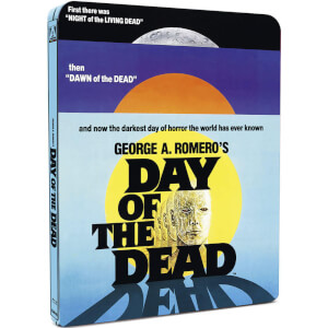 Day of the Dead - Zavvi UK Exclusive Limited Edition Steelbook
