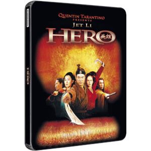 Hero - Zavvi UK Exclusive Limited Edition Steelbook (Ultra Limited Print Run)